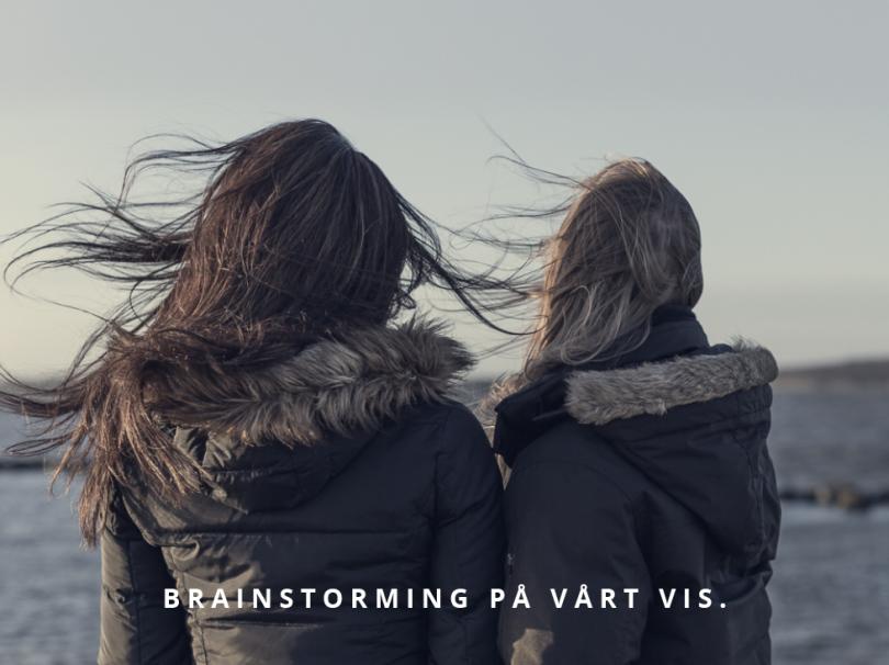 Bild från Turistrådet Västsverige kampanj #vårbästatidärnu för konferenshotell i Västsverige