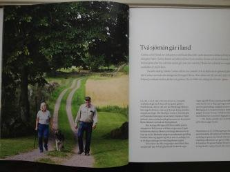 """""""De fann vägen"""" med text av Kjell Andersson och fina bilder av Tore Hagman."""