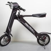 El-Scooter (Svart)