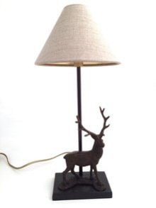 LAMPFOT DJUR - LAMPFOT HJORT
