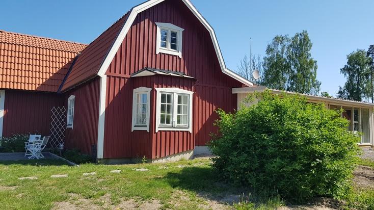 Ovike Fridhem Husby Långhundra i Knivsta