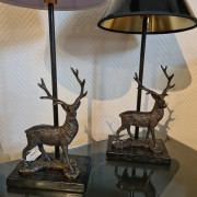 Lampa hjort