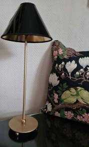 Lampa mässing -
