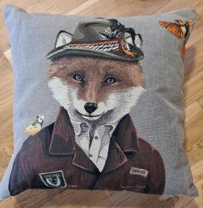 FOX & BIRDS -