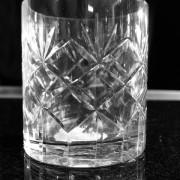 Ljuslykta liten /vattenglas
