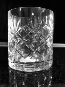 Ljuslykta liten /vattenglas -