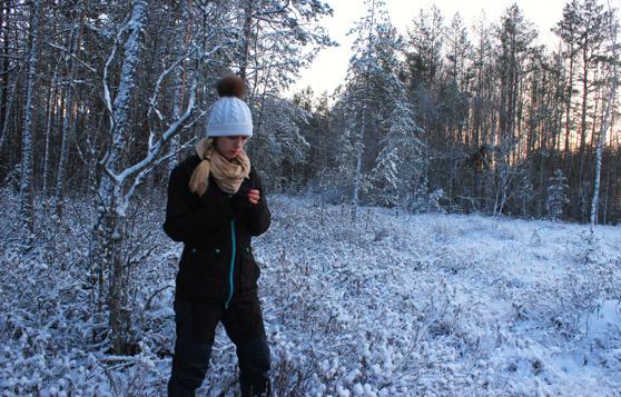 Snö, kyla, mys inne, vinterljus och varma drycker. Älskar vintern med skidor, frusna kinder och brasor. Men det tar lite på energin också.