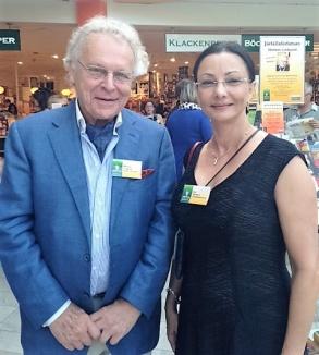 Herman Lindqvist och Pia F davidson, Järfälladagarna -14