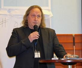 PeKå Englund, publicher på Svensk Bokhandel, pratade om branschen och dess framtid, Birka-19.