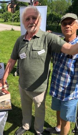 Eventgeneralen Ulf Hamrin på nationaldagen i Skokloster -19