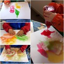 Kreativitet och skaparglädje är en del av vår vardag