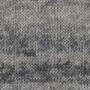 DROPS Fabel - Long Print Silver fox