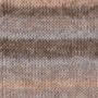 DROPS Fabel - Long Print Sandy dust