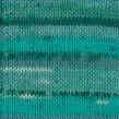 DROPS Fabel - 340 Print Blue Lagoon