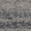 DROPS Fabel - 602 Long Print Silver fox
