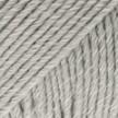 Cotton Merino - 20 - Ljusgrå Uni Color
