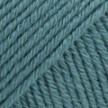 Cotton Merino - 26 - Stormblå Uni Color