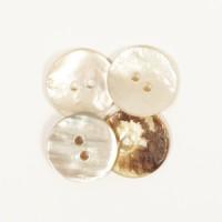 Pärlemo knappar
