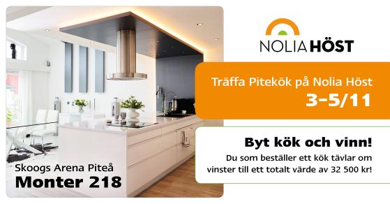 Pitekök Nolia Höst tävling