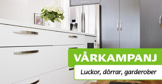 Aktuellt hos Pitekök: Vårkampanj!