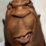 Tyson caricature web