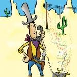 Cowboy tele