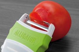 Tomato peeler
