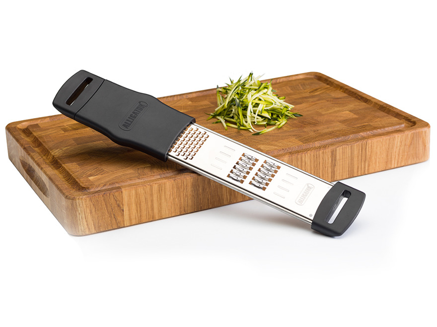 Alligator fine julienne cutter for Tzatziki
