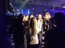 Intervju med SVT webb direkt efter dagens repetition på Rosvalla Arena