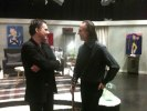 Thorsten och Kenny pratar direkt efter sändningen om morgondagens spelning i Trollhättan