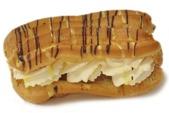 Bananbakelse (Petit choux)