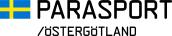 Parasport Östergötlands logga