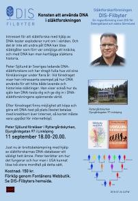 Föreläsning Peter Sjölund