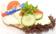 Stekt ägg & kaviar