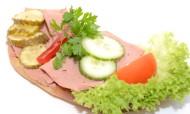 Leverpastejsmörgås