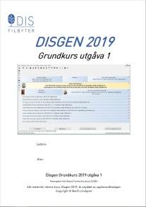 Disgen 2019 - 5 pack
