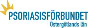 Psoriasisföreningen i Östergötlands logga