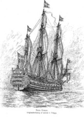 25/11 - Regalskeppet Kronan