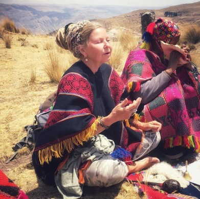 Inka shaman, helande resa peru, shamansk healing, ceremonier, munay ki, gaia life
