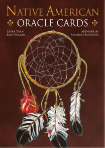 Native American Spirituality Oracle Cards - Native American Spirituality Oracle Cards