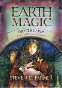 Earth Magic Oracle Cards - Earth Magic Oracle Cards