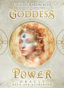 Godess Power Oracle Card - Godess Power Oracle Card