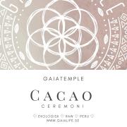 Gaia Temple CACAO