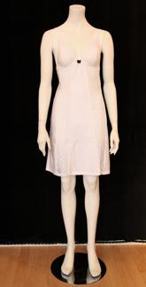 Klara II Underklänning - Klara II vit S