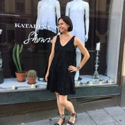 Marie Spetsklänning