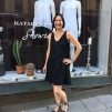 Marie Spetsklänning - Marie svart M