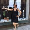 Marie Spetsklänning - Marie svart L