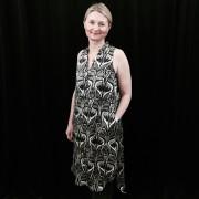 Kerstin ärmlös klänning