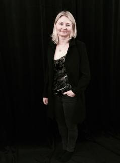 Maria Mockakappa - Maria kappa svart S