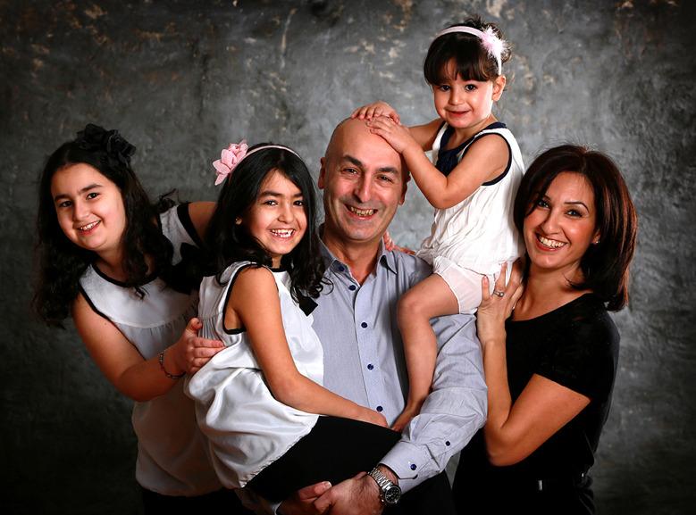 Familjfotograf Atelje Schulte